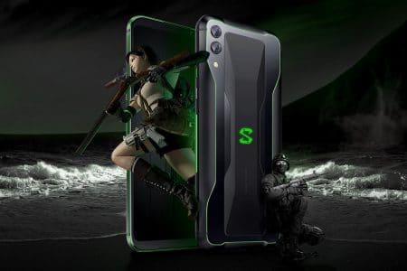 Xiaomi представила геймерский смартфон Black Shark 2 с чувствительным к нажатию 6,39-дюймовым OLED-дисплеем, чипом Snapdragon 855 и аккумулятором на 4000 мАч