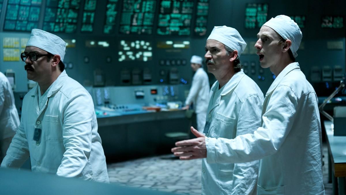 1-ый тизер американского сериала Чернобыль