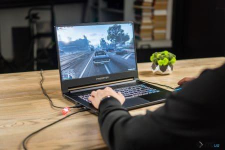 Обзор игрового ноутбука Acer Predator Triton 500 с видеокартой NVIDIA RTX 2080 Max-Q