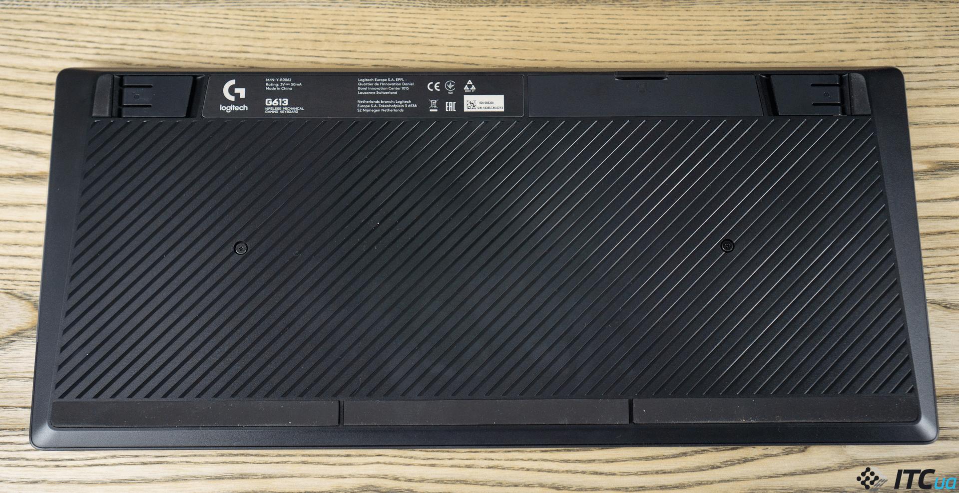 Обзор беспроводной механической клавиатуры Logitech G613