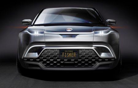 Хенрик Фискер показал первое изображение доступного электрического кроссовера Fisker стоимостью $40 тыс. с батареей на 80 кВтч и запасом хода 480 км