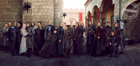 Вышел полноценный трейлер финального сезона сериала Game of Thrones / «Игра престолов», премьера состоится 14 апреля