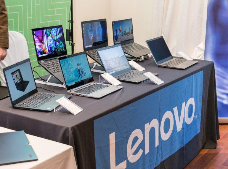 Lenovo на MWC 2019: обновленные линейки ноутбуков IdeaPad и ThinkPad