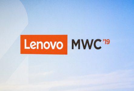 Lenovo на MWC 2019: смартфоны и мультимедиа
