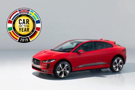 """Ёлектрокроссовер Jaguar I-PACE получил титул Ђјвтомобиль 2019 года в ≈вропеї. 75% его мировых продаж приходитс¤ на ≈вропу, а в """"краине уже предзаказано 80 экземпл¤ров"""