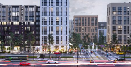 КГГА собирается провести капитальную модернизацию наружного освещения столицы, заменив все ртутные и натриевые светильники на светодиодные (LED)