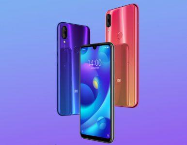 Xiaomi также представила в Украине смартфон Mi Play, его продажи стартуют в апреле по цене 4699 грн