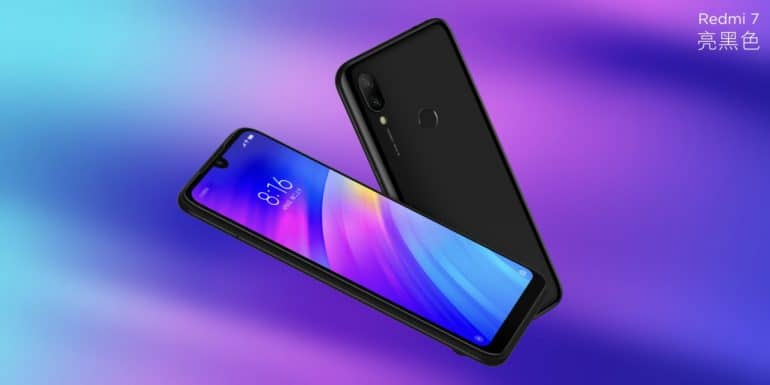 Смартфон Xiaomi Redmi 7 представлен официально: SoC Snapdragon 632, большой экран с каплевидным вырезом, сдвоенная камера и аккумулятор на 4000 мА·ч — за $100