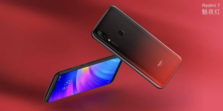Xiaomi офіційно представила новий бюджетний смартфон Redmi 7
