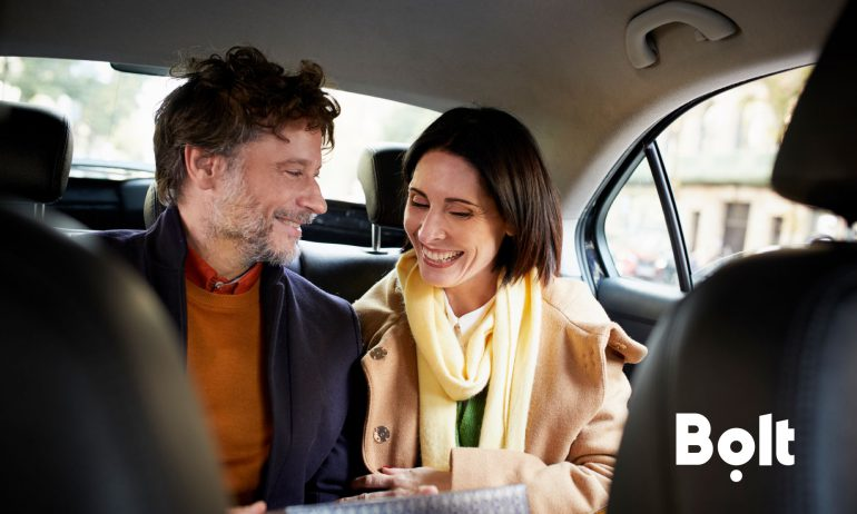 «Taxify становится Bolt»: Сервис по вызову такси провел ребрендинг и представил новый логотип