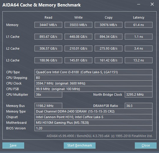 Core i3-8100 vs  Ryzen 3 2200G: what can Intel and AMD base
