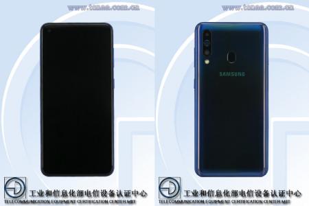 Опубликованы все характеристики смартфона Samsung Galaxy A60: SoC Snapdragon 675, экран Infinity-O диагональю 6,3 дюйма и селфи-камера на 32 Мп