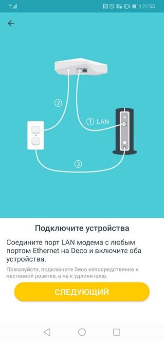 Обзор TP-Link Deco P7: Powerline-овый Mesh