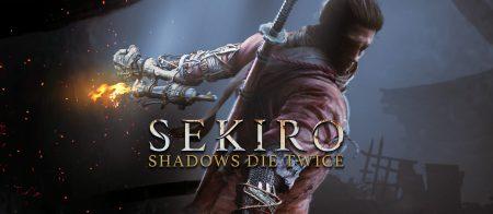 Sekiro: Shadows Die Twice - shadows die many, many times