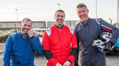 Первое видео с новыми ведущими автошоу Top Gear (и чем в это время занимаются Кларксон, Хаммонд и Мэй)