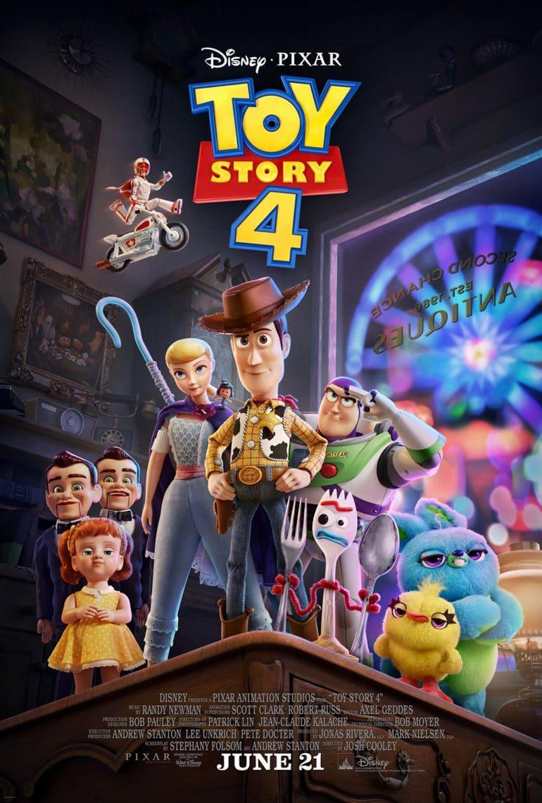 «История игрушек 4». Мультфильм 2019 года. Сюжет, актеры, дата выхода, трейлер