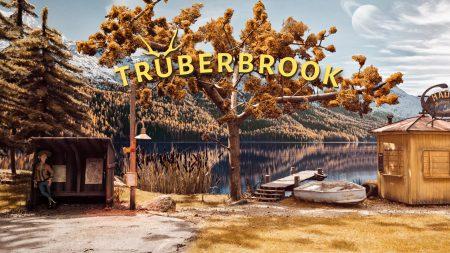 Trberbrook: живописная адвенчура ручной работы