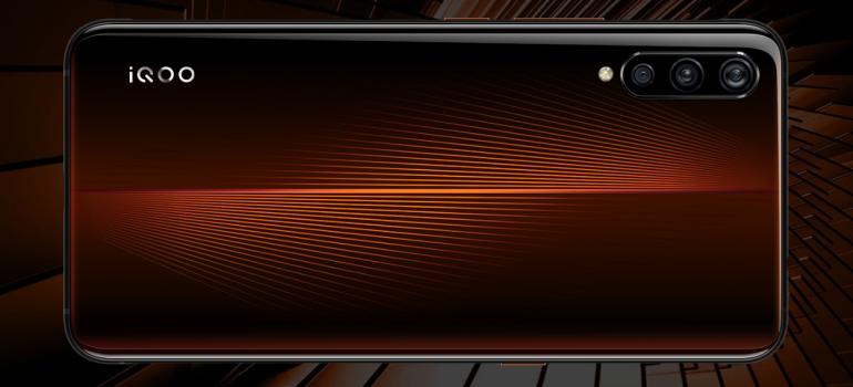 Vivo IQOO – игровой смартфон с SoC Snapdragon 855, до 12 ГБ ОЗУ, тройной камерой и ценой от $450