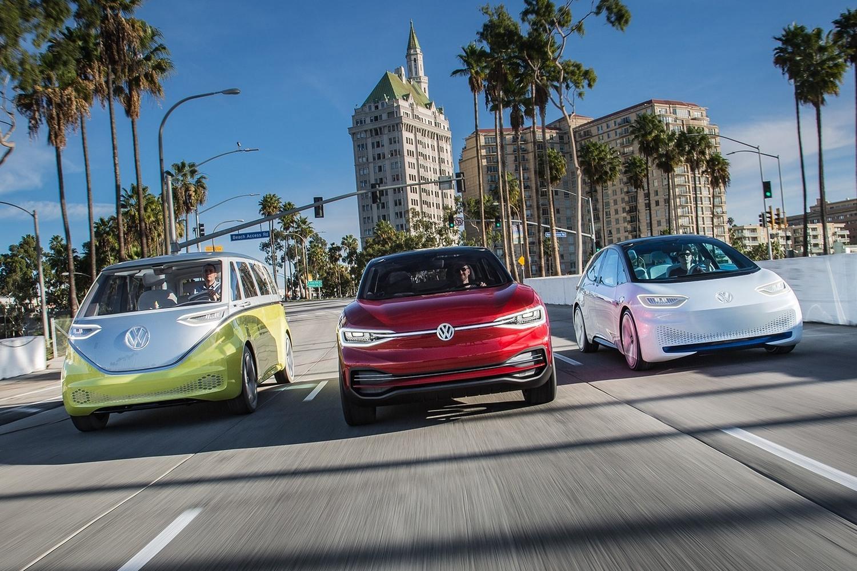Официально: Volkswagen Group представит 70 новых моделей электромобилей и выпустит 22 млн экземпляров электромобилей в следующие 10 лет
