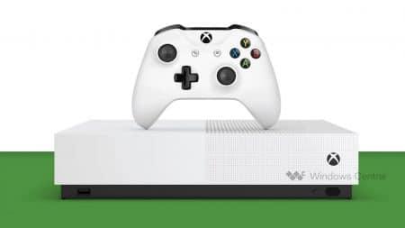 Windows Central: «Бездисковую» консоль Xbox One S All-Digital (1TB) представят 7 мая с ценником $199, в комплекте будут идти ключи на Forza Horizon 3, Sea of Thieves и Minecraft