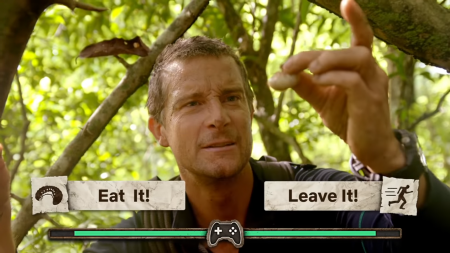 «Решать вам!»: Полноценный трейлер интерактивного сериала You vs. Wild с Беаром Гриллсом для Netflix