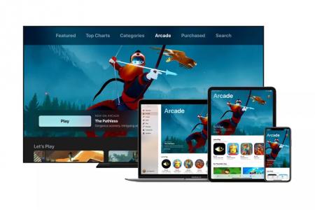 Сервис Apple Arcade обеспечит доступ ко множеству игр на iOS, Mac и Apple TV на условиях подписки