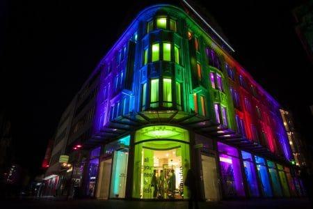 Минрегион разрешил проектировать светодиодное освещение в зданиях