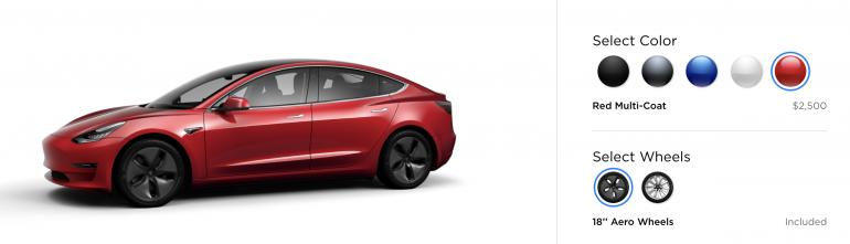 Tesla открыла предзаказ на долгожданную Model 3 за $35 000 (без каких-либо льгот)