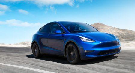Ёлектрокроссовер Tesla Model Y представлен официально, базова¤ верси¤ за $39 тыс. выйдет только в 2021 году