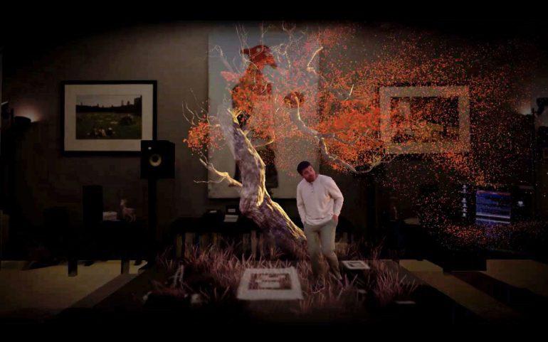 Magic Leap хочет совместить виртуальную реальность с традиционным искусством