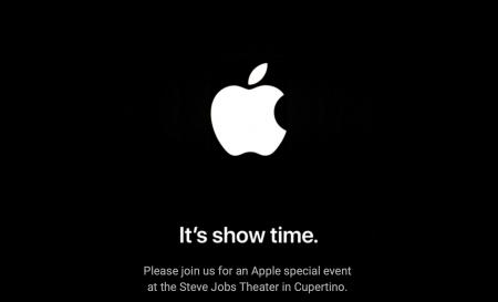 Apple официально объявила о презентации 25 марта