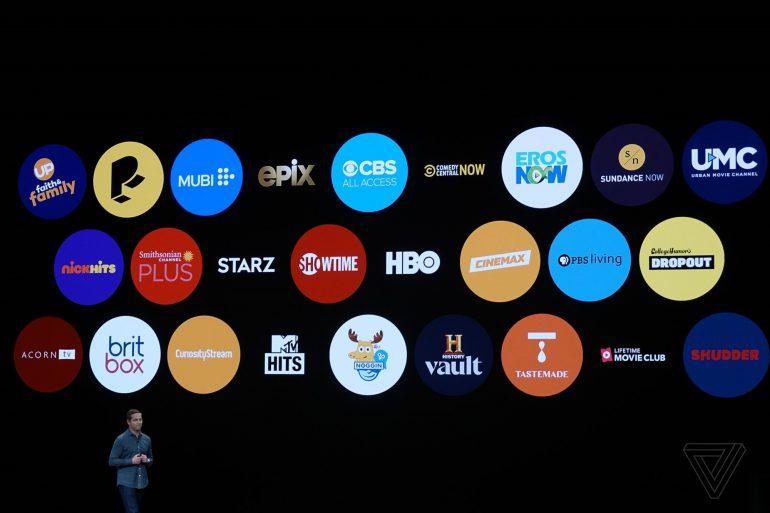 Apple представила онлайн-кинотеатр Apple TV+, где будут выходить эксклюзивные шоу и фильмы