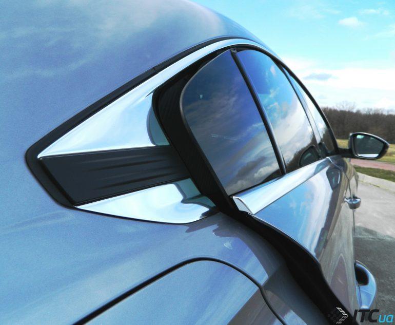 «Первый взгляд» на Peugeot 508: дизайн-клыки, ночное виденье, массаж – и 772 тыс. грн.