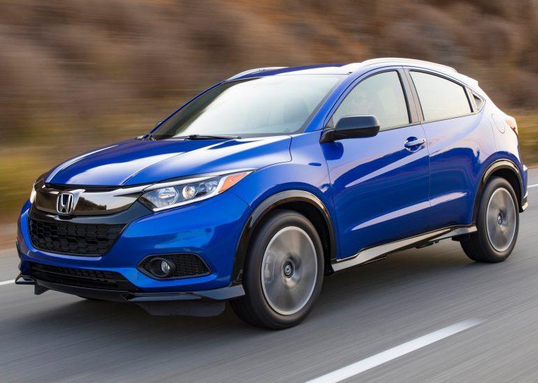 Тест-драйв Honda HR-V: пусть не «лидер», но «игрок»