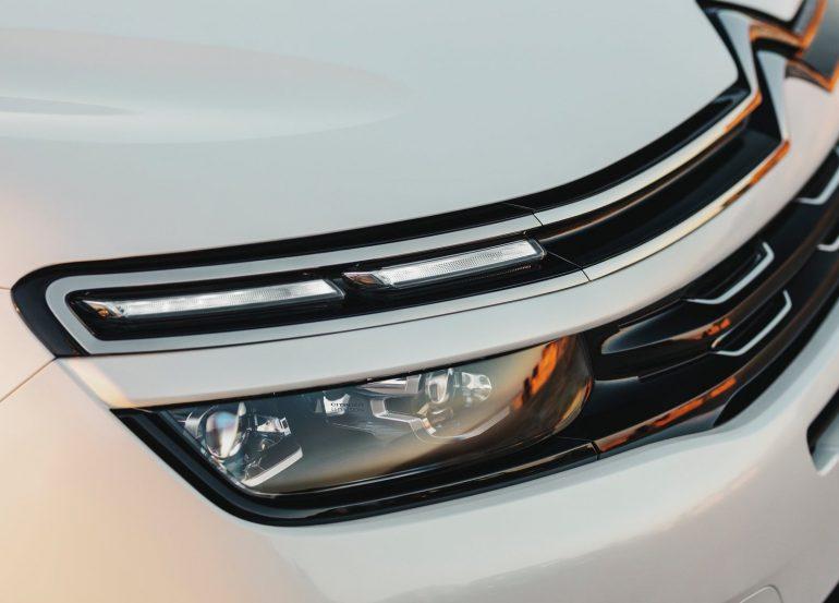 Первый взгляд на Citroen C5 Aircross: яркий дизайн, хороший комфорт, передний привод – от 703 тыс. грн.