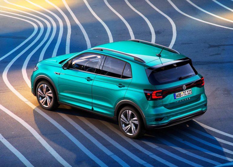 Тест-драйв Volkswagen T-Cross: первый раз в новый класс – да сразу в лидеры? (плюс сравнение TSI и TDI)