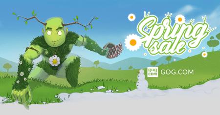 Сервис GOG.com объявил «Весеннюю Распродажу» со скидками до 90% на 600 игр