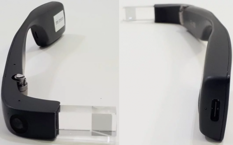 Опубликованы первые снимки второго поколения очков Google Glass Enterprise Edition