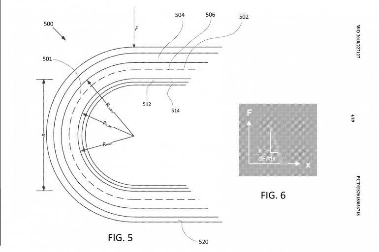 Опубликованы патентные изображения потенциального складного смартфона Google с гибким экраном [+ рендеры Pixel 4и 4 XL]