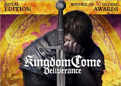 Специальное издание Kingdom Come: Deliverance Royal Edition выйдет 28 мая и будет включать ещё не вышедшее дополнение A Woman's Lot