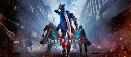 Devil May Cry 5: Drag My Devil Trigger