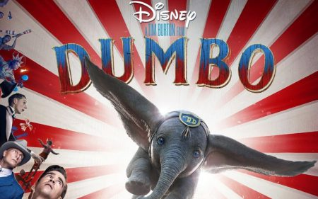 Рецензия на фильм «Дамбо» / Dumbo