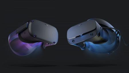 Представлена VR-гарнитура Oculus Rift S с более высоким разрешением и встроенным трекингом