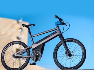 Французские инженеры представили «первый в мире умный велосипед»