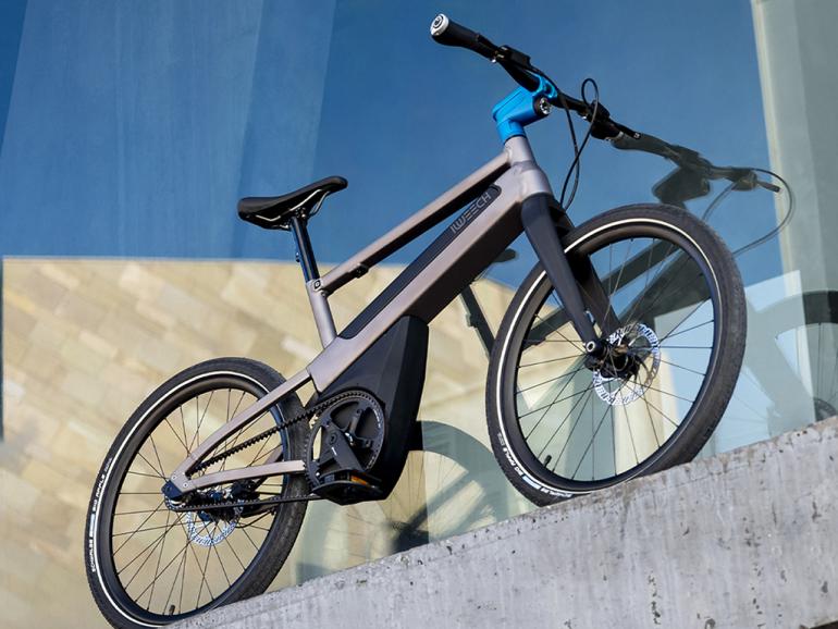 У Франції представили «перший в світі розумний велосипед» з штучним інтелектом