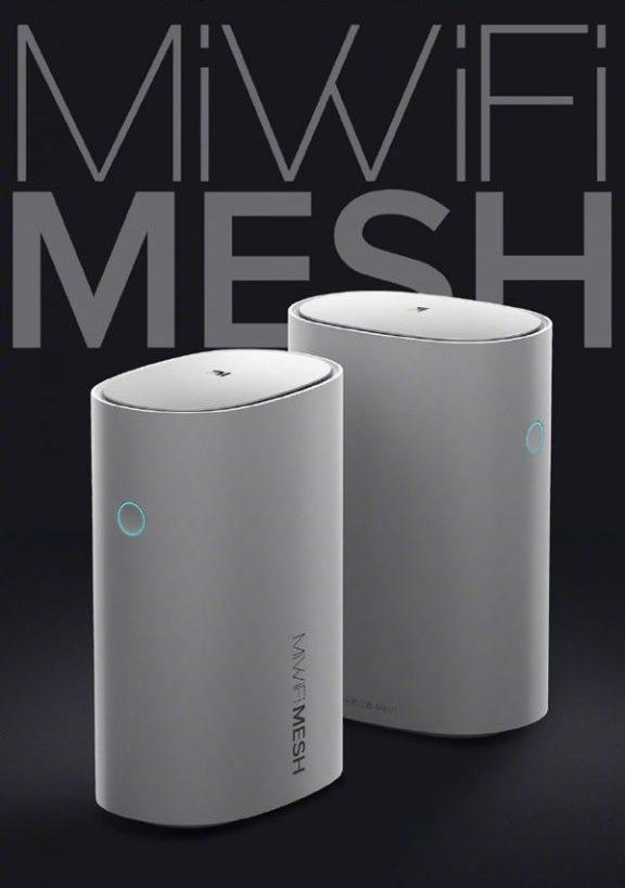Xiaomi анонсировала Wi-Fi Mesh-систему, обеспечивающую скорость соединения до 2567 Мбит/с