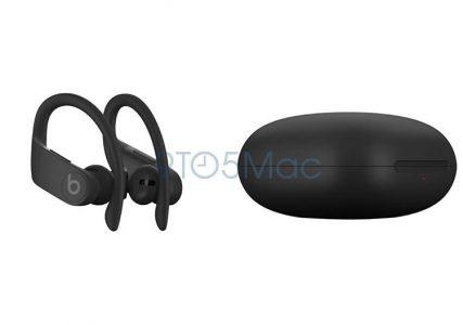 Как AirPods, только Beats. Полностью беспроводные спортивные наушники Apple Powerbeats Pro красуются на официальных изображениях