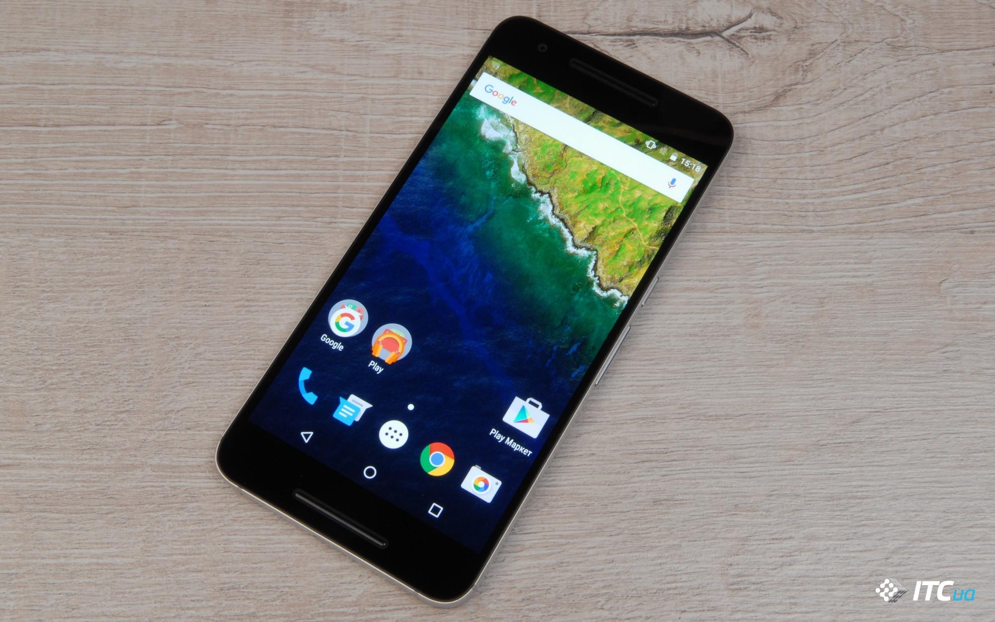 Google иHuawei заплатят по400 долларов любому  пользователю Nexus 6P