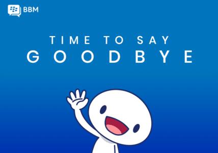 Мессенджер BlackBerry закроется 31 мая