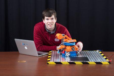 AMBOTS представила мобильные 3D-принтеры, способные совместно работать над печатью объекта